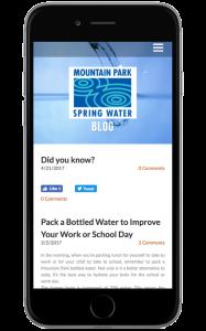 Mtn park blog